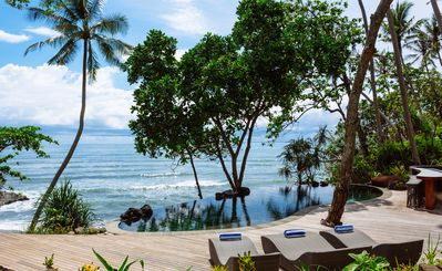 Photo for The Cove Bali - Direct beach access, Private chef and Tennis court.