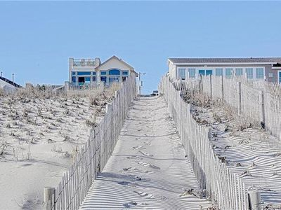 Photo for OCEAN FRONT LBI SURF CITY LUXURY BEACH HOUSE RENTAL. PRIME LOCATION