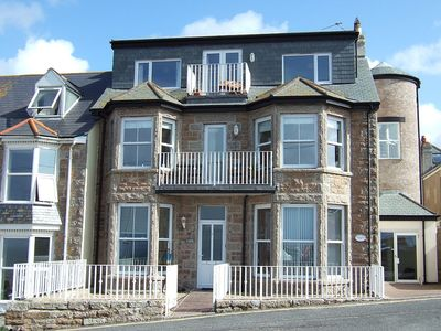Photo for Ground Floor Apartment close to Porthmeor Beach, Tate Gallery, Town and Harbour