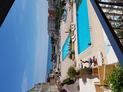 Photo for 2BR Apartment Vacation Rental in Le cap d'Agde, Occitanie