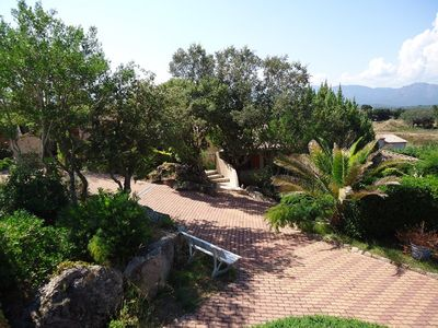 Photo for Holiday Residence: Spacious and comfortably furnished villa in Porto Vecchi