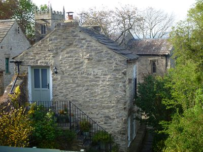 Photo for Secluded 18c Cottage In Yorkshire Dales National Park In Pretty Walled Garden