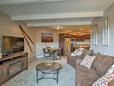 Photo for Silverthorne Condo w/Great Mtn View - Near Hiking!