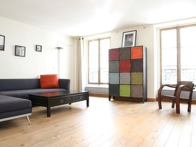 Photo for SPACIOUS AND SUNNY APARTMENT IN THE HEART OF THE 7th - CLOSE TO CLER STREET