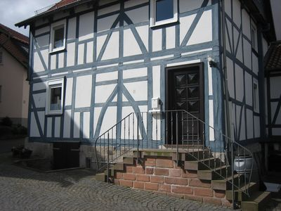 Photo for Cozy half-timbered house on Kirchberg