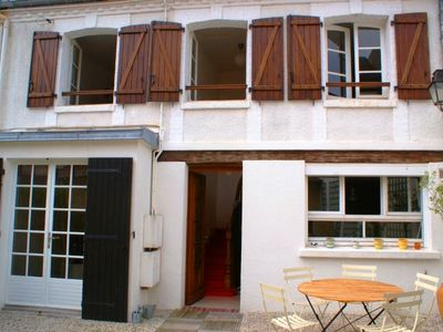 Photo for House in the heart of Cabourg 500 meters from the beach