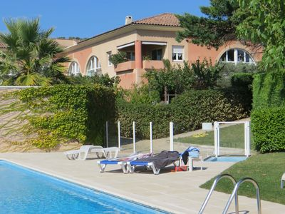 Photo for Aix-en-Provence Charming studio with private garden - swimming pool and tennis