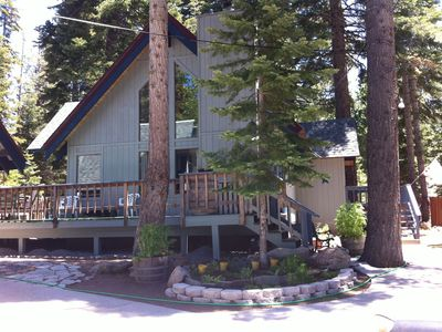 Photo for Lake Tahoe North Shore Centrally located family getaway