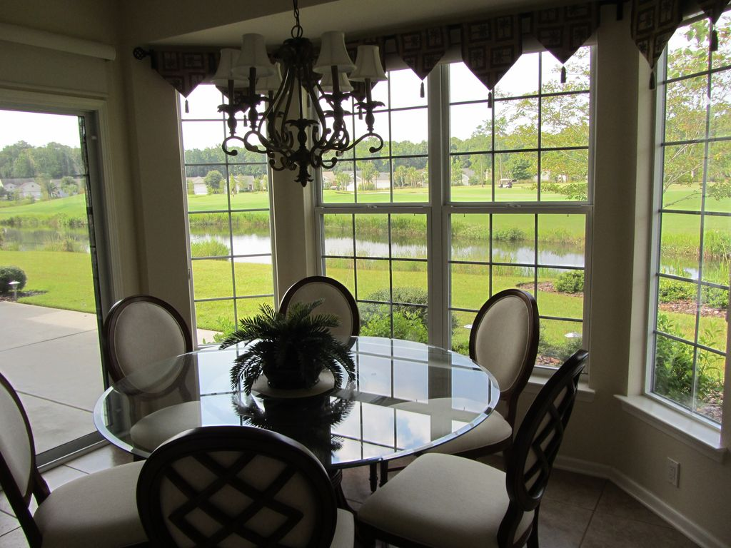 outstanding home on 14th hole of hidden cyp vrbo