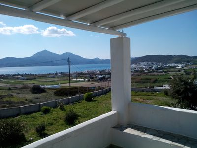 Photo for ★Oleander★ maisonette near Adamas w/ Gorgeous View
