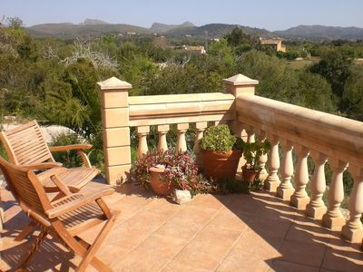 Photo for Private finca in the North-East of the island, idyllically situated on a hill