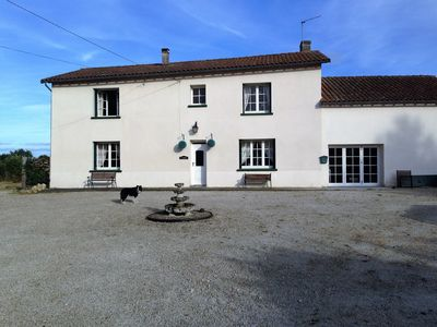 Photo for Chateau Chiens is a Multiple Pet Friendly Cottage in mid-West France