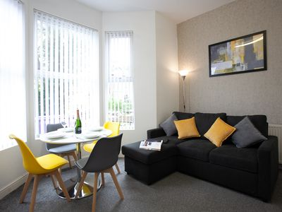 Photo for Cozy two bedroom Apartment Near Sefton Park With Good Parking