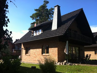 Photo for Vacation apartment w/free view of the Müritz in the Müritz National Park
