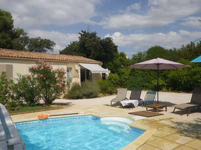 Photo for PROVENCE Friendly cottage  WITH swimming pool and Jacuzzi