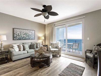 Photo for 20th floor, magnificent views! Beach access, pool & fitness center!