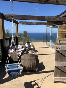 Photo for Stunning waterfront home on secluded Turimetta beach