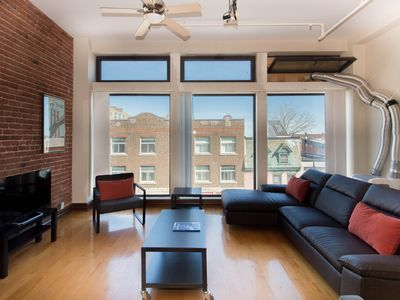 Photo for Airy 1BR in Plateau by Sonder