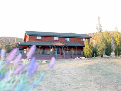 Photo for Bear Family Ranch - FREE Kayak/Bike Rental! - Sleeps 20/5BR/3BA/Pool Table/Jet Tub/WiFi