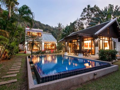 Photo for Right On The Beach Private Pool Villa