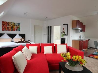 Photo for Apartment Fürstenberg for 2 - 4 people with 1 bedroom - Apartment in one or Mehrfam
