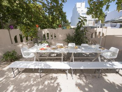 Photo for Great Terrace Apartment