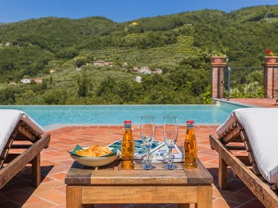 Photo for CHARMING VILLA near Monsummano with Pool & Wifi. **Up to $-1582 USD off - limited time** We respond 24/7