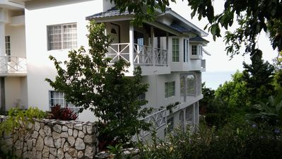 Photo for Buki Ocean View - Entire Villa (Sleeps 15); Bed & Breakfast