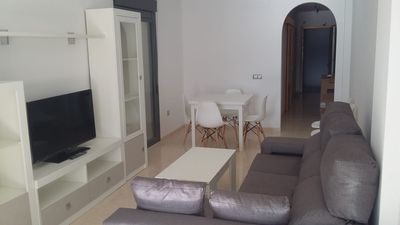 Photo for FLAT IN ROQUETAS NEXT TO GOLF COURSE