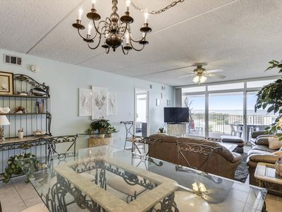 Photo for Panoramic Sunset Views - Oceanfront Bldg w/ Indoor Pool & Game Room (100th St.)