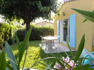 Photo for HOUSE ON THE GOLF VALDAINE WITH SWIMMING POOL