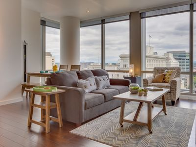Photo for Upscale, dog-friendly condo at Park Avenue West w/ great views & new furnishings