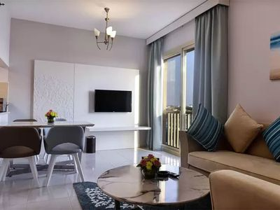 Photo for Ras Al Khaimah, perfect 1 bedroom apartment to rent for your stay.