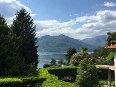 Photo for 3-room house with large terrace, balcony and nice lake and mountain view