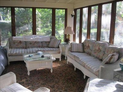 Photo for Comfortable Island Home, Easy Access to Beaches and Town