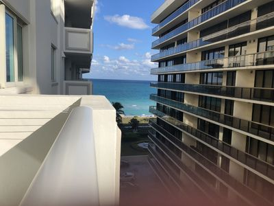 Photo for Oceanfront 2BR unit with Ocean Views in Surfside