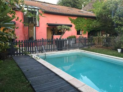"Photo for Charming rental ""Old Sheepfold in Loft"" 2 minutes from Sommieres"
