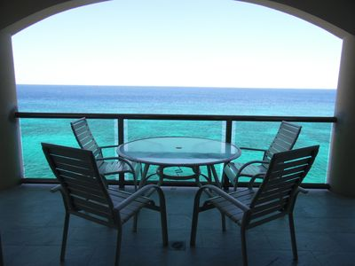 Photo for EL CANTIL VISTA AZUL - Beautiful Decorated Ocean Front - 4 Bedrooms - 6th Floor