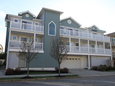 Photo for Everyone's FAVORITE! 1 BL TO BEACH, BOARDS, CONV CNTR! WKENDS YEAR ROUND! 2020!