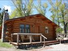 2BR Cabin Vacation Rental in Cody, Wyoming
