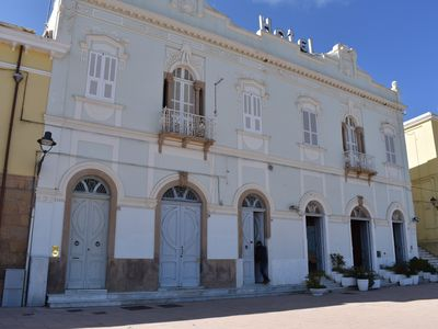 Photo for A holiday at home in Carloforte: singles, couples, families, with friends.