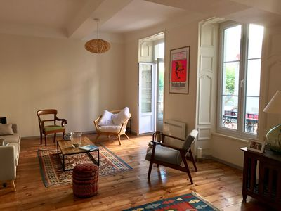 Photo for Superb apartment in the heart of Saint-Jean-de-Luz