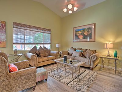 Photo for Home w/Covered Patio <2 Miles to Goodyear Ballpark