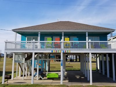 Photo for Just steps to the Sand & Surf!  Sleeps 12, with 2 Master Suites! Perfect Rental!