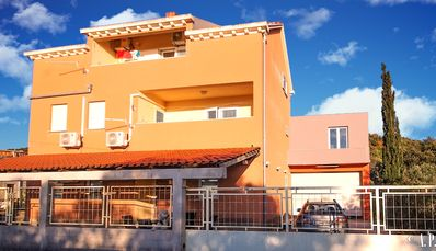 Photo for Sandra apartments - family apartment with sea view