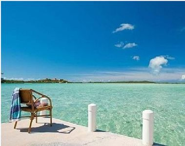 Photo for Bonefish Haven Turks & Caicos Oceanfront Villa W/ Pool & Dock