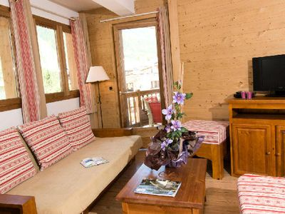Photo for Residence The Gardens of the Vanoise - Apartment 3 Rooms + Corner Mountain 8 People
