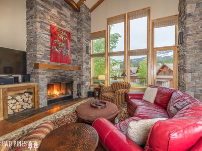 Photo for *SKI IN/OUT*- NEW Elegant Black Eagle Town Home with Amazing Mountain Views!