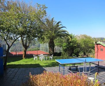 Photo for Cottage in  Betanzos for 8 people,Santiago's English way