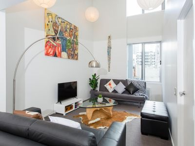 Photo for Central and Stylish in Britomart (2 bedrooms)